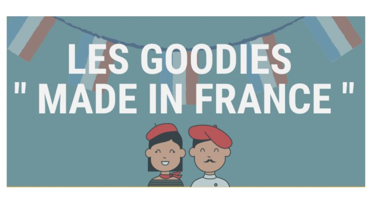 Les goodies Made in France : Nouvelle tendance !